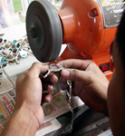 Butterfly Jewelry Artisans, making jewelry for Silver Tree Designs